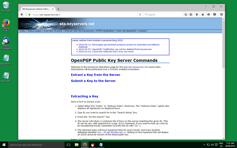 SKS Website